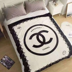 Other - Chanel vip throw blanket